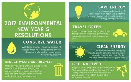 environmental resolutions