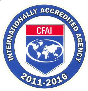 Accredited Logo