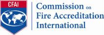 Commission on Fire Accreditation International logo