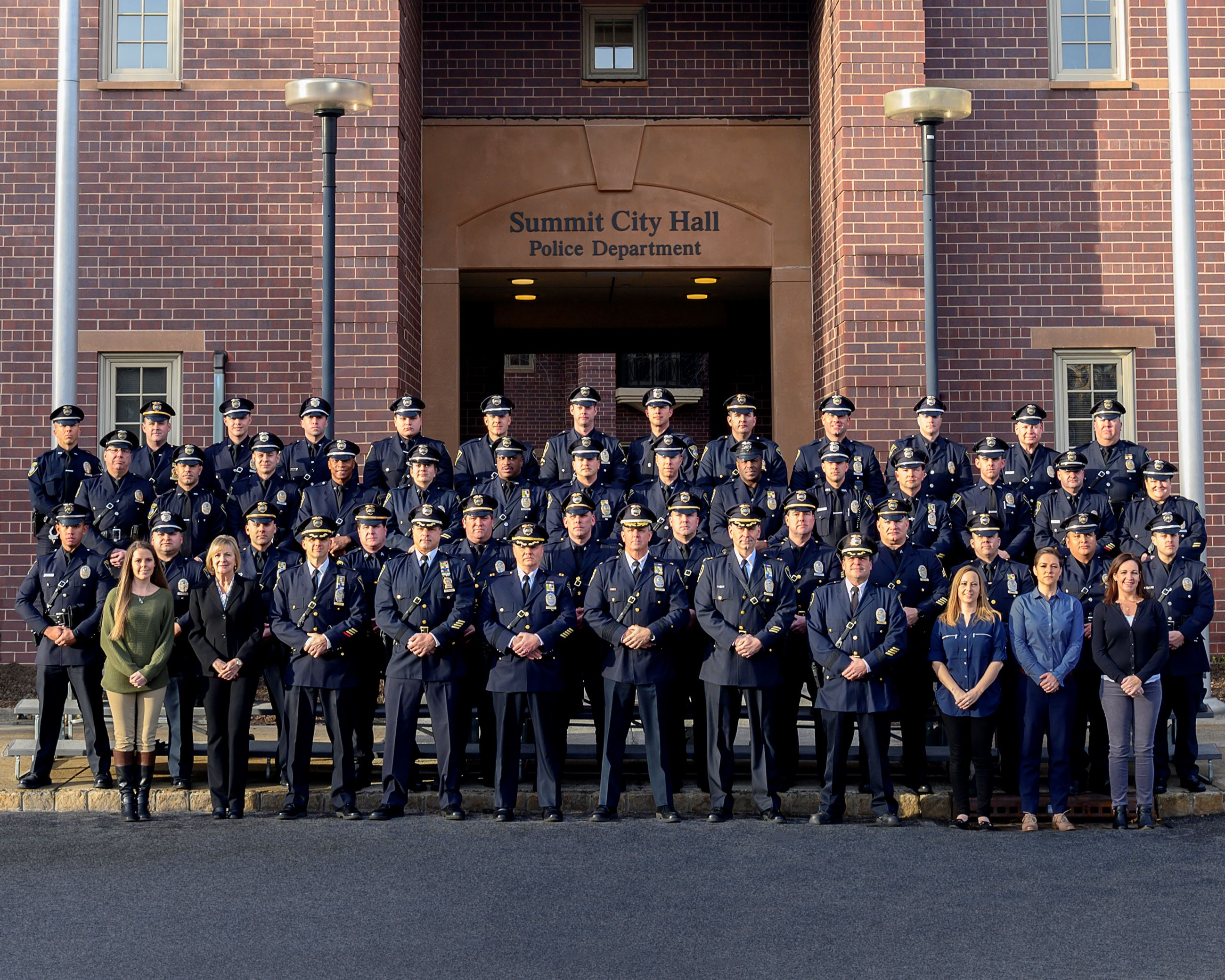 Summit police department 2019