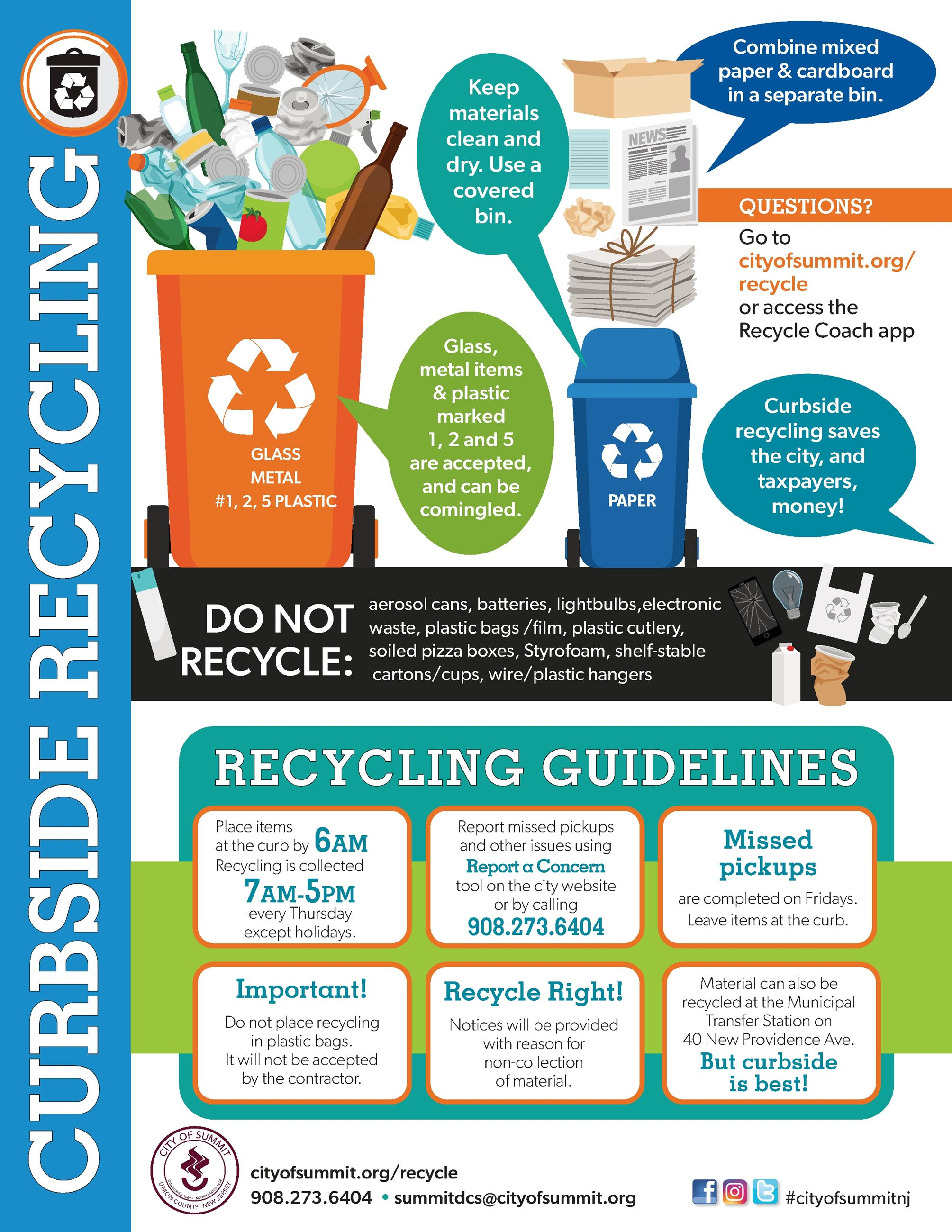 Curbside Recycling flyer 2020 FINAL
