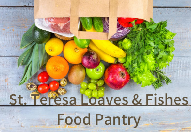 st teresa food pantry