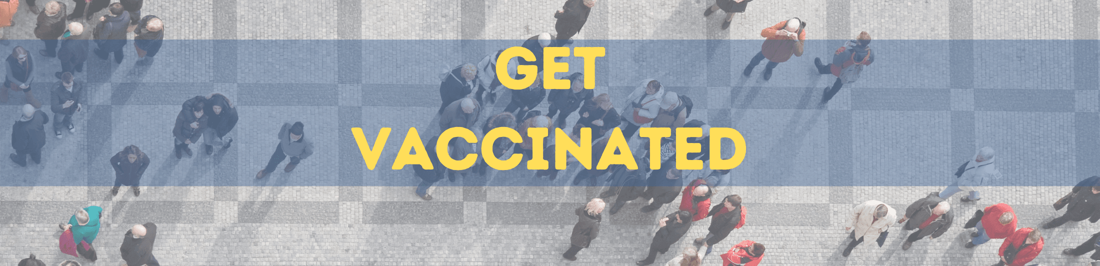 get vaccinated header