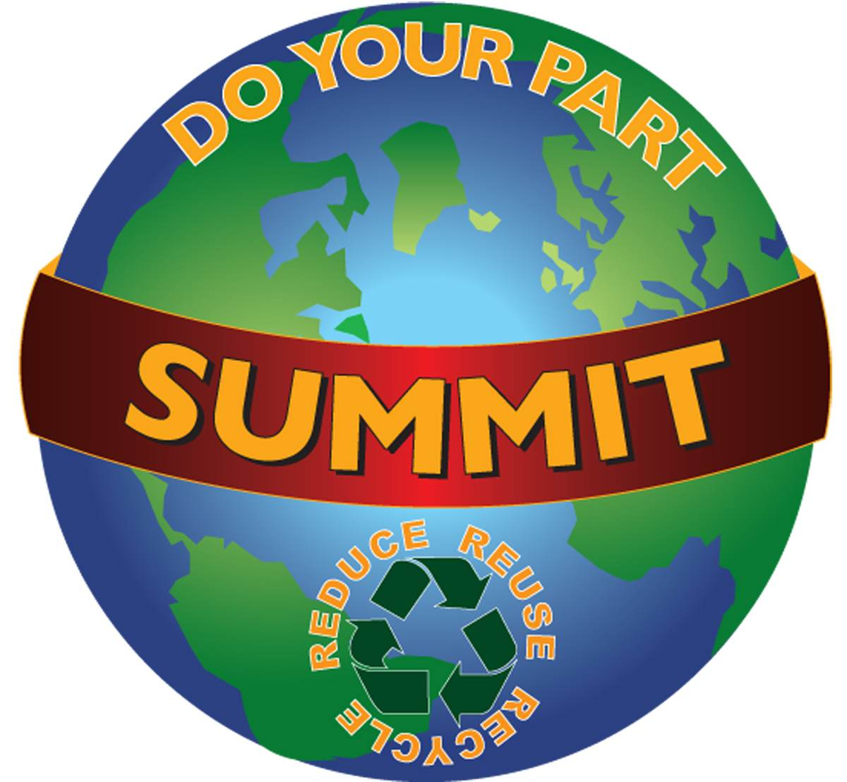 globe - Do Your Part for Summit
